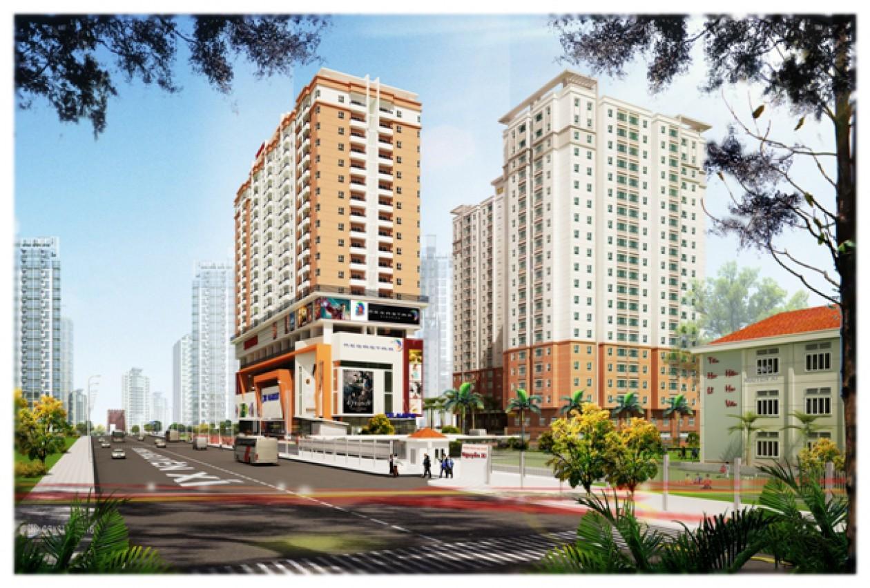 Căn hộ SaigonRes Plaza quận Bình Thạnh – Ngôi nhà tiện nghi số 1 tại nội thành Sài Gòn. 2